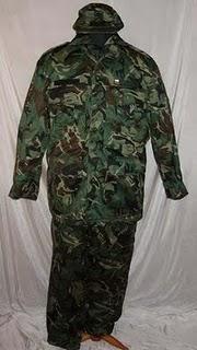 seragam militer NATO